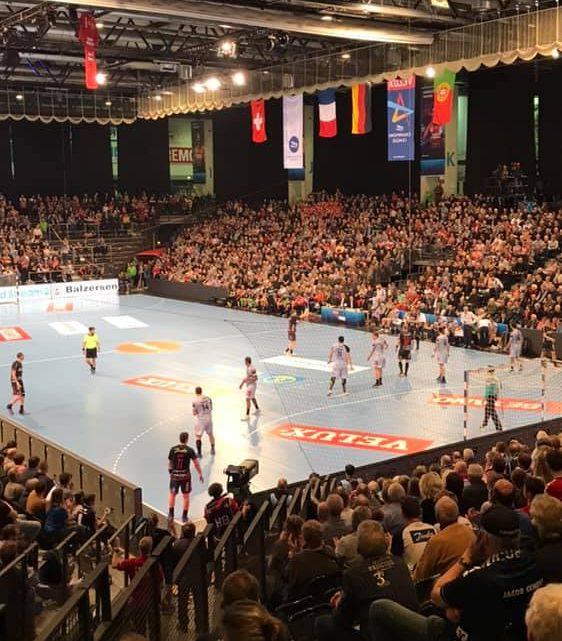 Champions-League-Krimi in Flensburg
